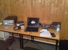 70cm Station: Beko 300 Watt Transistor-PA Kenwood Mobiltranceiver