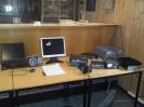 2m Station Beko 150 Watt Transistor PA Tranceiver : ICOM IC-821